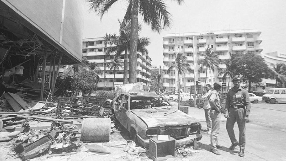 Mumbai experienced an unprecedented terror attack on March 12, 1993, with 12 bomb explosions at various locations within a span of two hours. Credit: HT Photo