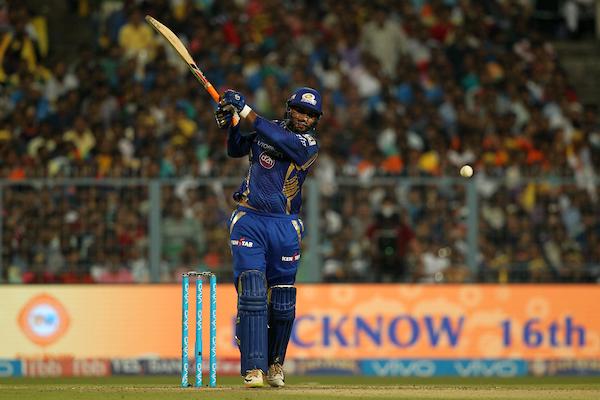 Image result for mumbai win against kolkata by 9 runs