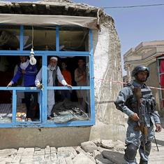 'This is not our city': Latest attacks bring the battle into Kabul's stately courtyards