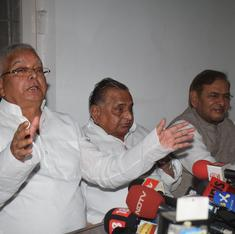 How Lalu was persuaded to join the anti-Hindutva alliance in Bihar