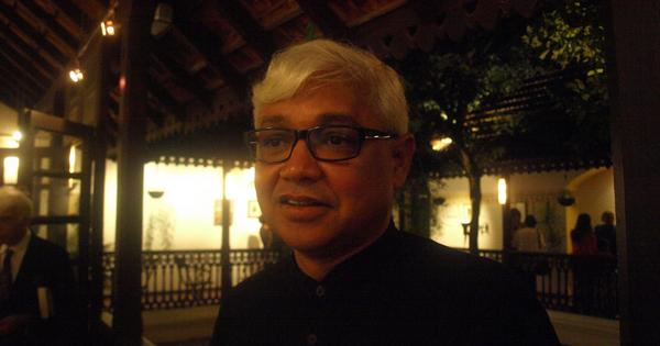 Five thoughts on writing, and a post-script, from Amitav Ghosh