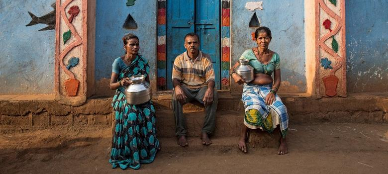 Some Indian farmers are marrying extra wives to literally carry their water for them