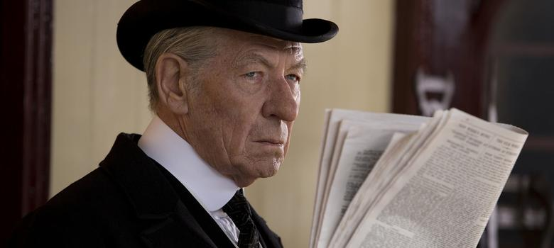 Film review: Ian McKellen investigates his past and makes a fine Sherlock in 'Mr Holmes'