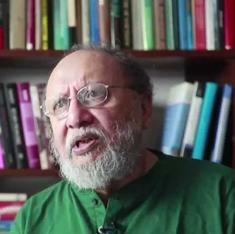 भाजपा के पास बुद्धिजीवियों की कमी है : आशीष नंदी
