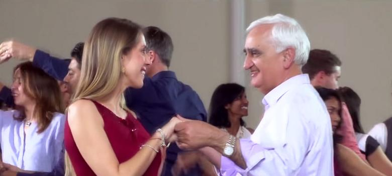Salman Khurshid does his bit for Indo-German relations, woos envoy's wife in music video