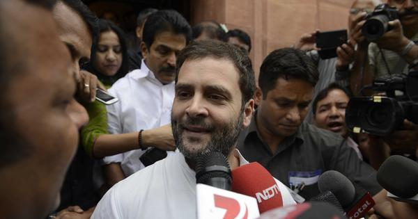 Rahul 2.0 has caught the attention of all parties. But will his attention span last?