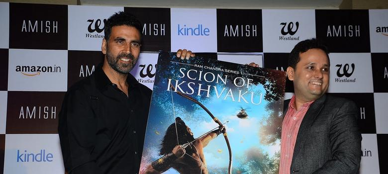 Amish's 'Scion of Ikshvaku': the book trailer that is sure to break new ground