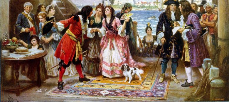 How an Indian ship proved to be the undoing of notorious pirate Captain Kidd