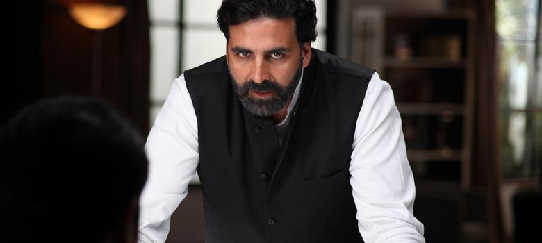 Film review: 'Gabbar is Back'. But why?