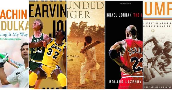 Five sports books that made 2014 a sports-lover's delight