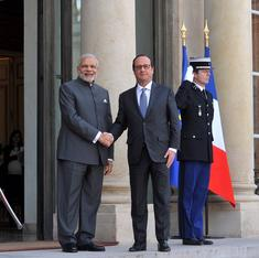 French consulate in Bengaluru gets threat ahead of President Hollande's visit
