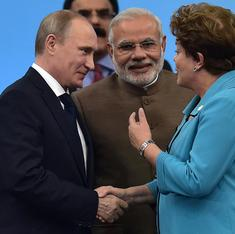 Why Modi will be the odd one out at the BRICS summit