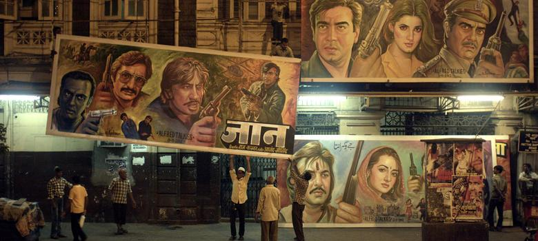 The magic of Mumbai's Alfred Talkies and the dying art of hand-painted posters
