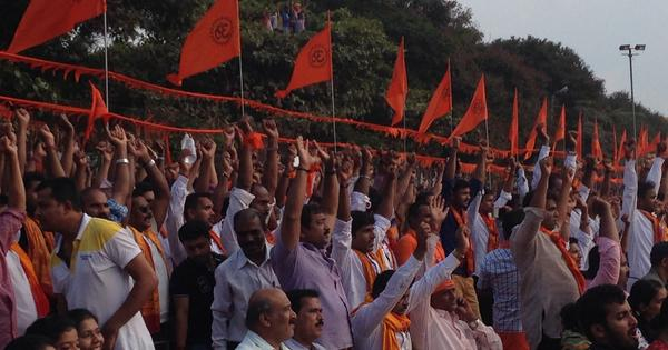 VHP meeting in Mangalore highlights the divide between city's Hindus and Muslims