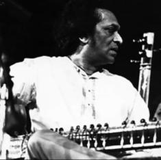 Ravi Shankar performs his own compositions – raags Parmeshwari and Jogeshwari
