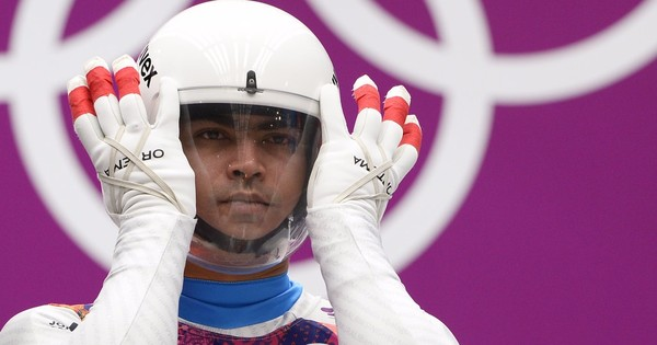 Shiva Keshavan achieves qualification standard for his sixth Winter Olympics