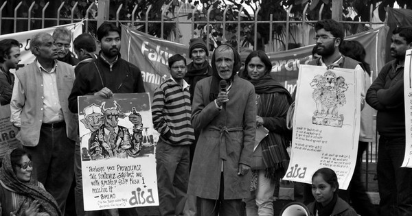 Vidrohi: The rebel poet of JNU who lived on the campus and died on it