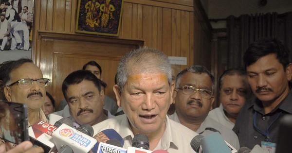 Uttarakhand sting video: CM Harish Rawat skips CBI questioning