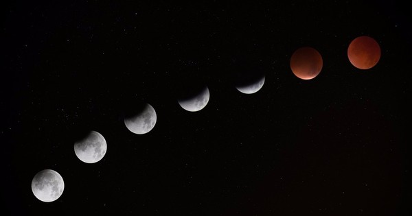Records of a lunar eclipse from more than 3,000 years ago