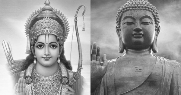 Why is Ram misogynist, but not the Buddha?