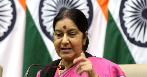 Sushma Swaraj seeks report after Indian woman alleges racial profiling at Frankfurt Airport