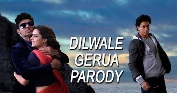 With success comes scorn: The 'Gerua' parody