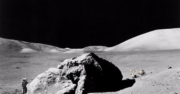The forgotten moon landing that paved the way for today's space adventures