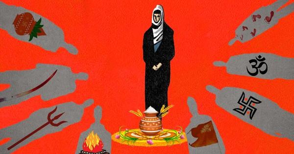 कैसे चलता है वह गुप्त अभियान जो हिंदू संगठन 'लव जिहाद' से मुकाबले के लिए चला रहे हैं?-2
