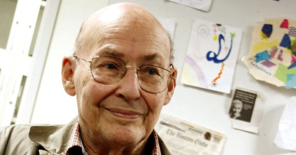 We're like Prometheus, not like god: AI pioneer Marvin Minsky (1927 - 2016) on how evolution shaped human consciousness