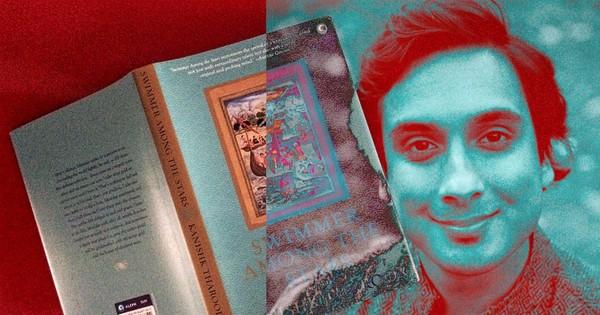 I like to think that I'm channelling something older: Kanishk Tharoor