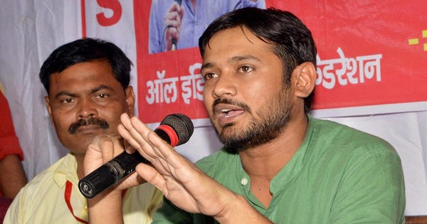 Kanhaiya Kumar's health deteriorates on eighth day of indefinite hunger strike