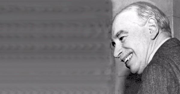 John Maynard Keynes: Great economist, poor currency trader