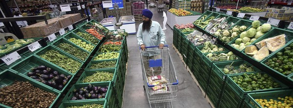 Retail inflation up for third successive month