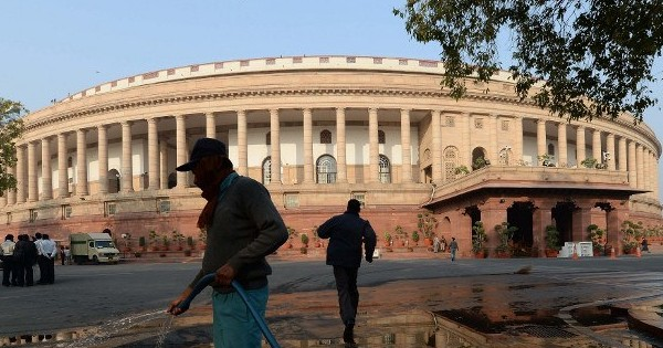 Does a Parliament vote reveal what the BJP thinks of its chances in the West Bengal and TN polls?