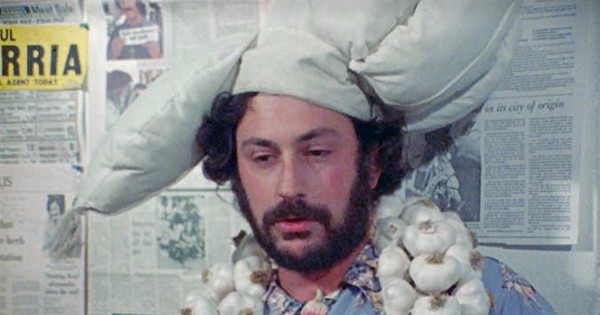 On Garlic Day, a tribute by one of America's greatest documentary filmmakers
