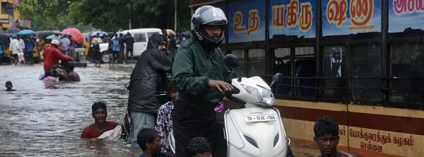 Tamil Nadu rain: Schools, colleges shut, trains delayed in Chennai