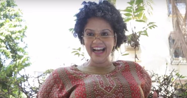 [Watch] Aunty Maggy is on the prowl, men!