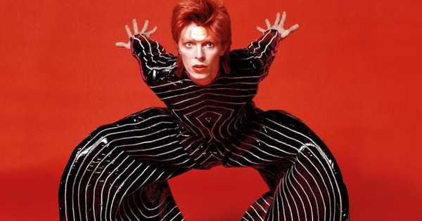 A playlist of David Bowie's many personas:  From Ziggy Stardust to the Thin White Duke