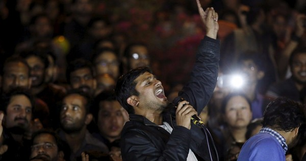 Kanhaiya vs BJP: Ruling party steps out to trash student leader's speech
