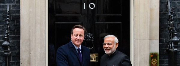 India and UK strike £3.2-bn energy and climate change deal