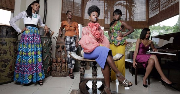 What if Carrie Bradshaw were Ghanaian? You would have 'An African City'
