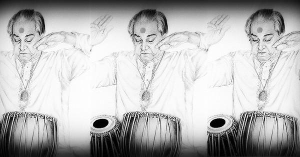 Listen: Maestros of the resonant Banaras style of tabla playing