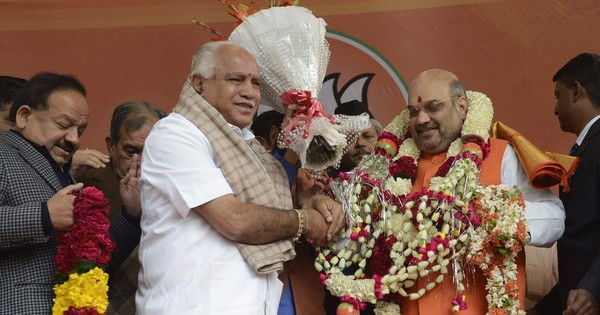 Back to BS Yeddyurappa: The BJP finally realises that Modi alone is not enough to win state polls