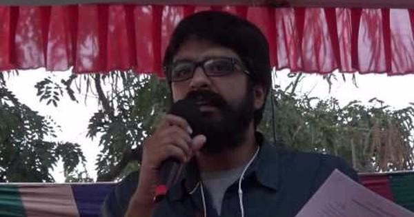 The director of 'Muzaffarnagar Baaqi Hai' questions the logic behind terming Rohith Vemula 'anti-national' and 'casteist'