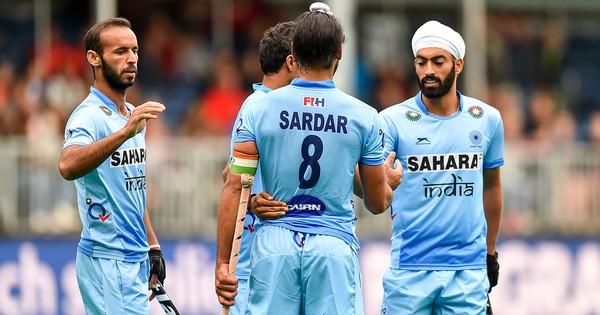 Hockey: India thrash Pakistan 5-1 in the Sultan Azlan Shah Cup