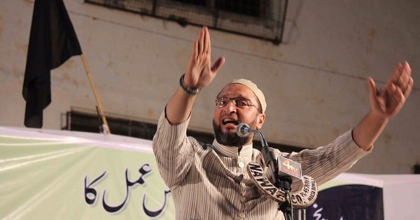 'Why are you bracketing me as a Muslim?: Asaduddin Owaisi on why he won't say 'Bharat Mata ki Jai'