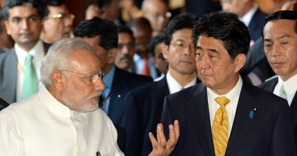 India and Japan sign MoUs on nuclear energy, bullet train, security operations