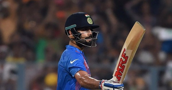 Virat Kohli named captain of World Twenty20 XI, no Indian in women's team of the tournament