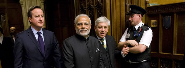 'All is forgiven, Mr. Modi': Here's how the British press covered Indian PM's UK visit