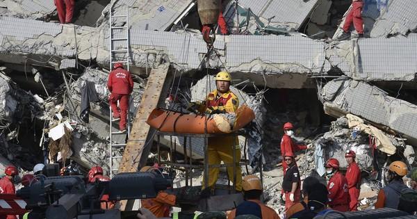 Taiwan earthquake: Toll reaches 114 as rescue efforts end